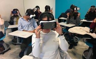 Eventisimo aporta la realidad virtual a las clases de ISEMCO