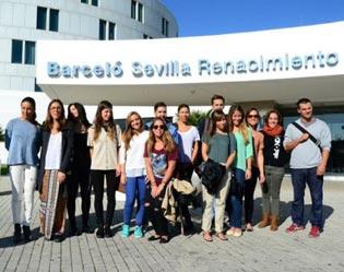 Alumnos de ISEMCO reciben una clase práctica de audiovisuales