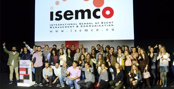 ISEMCO comienza su curso académico en organización de eventos