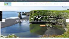 Island Tours renueva el diseño de su página web