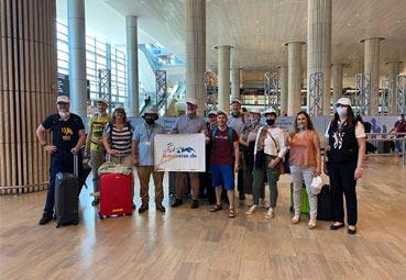 Israel reabre sus puertas a los españoles este mes