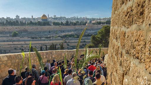 Israel cierra 2018 con una cifra histórica de turistas