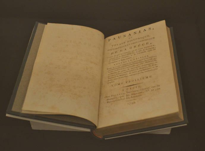 ITB albergará una exposición de libros antiguos de Turismo
