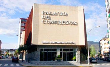 Inversión de Jaca para su Palacio de Congresos en 2017