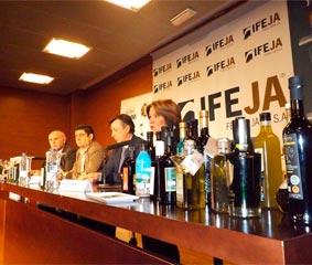 El Palacio de Congresos de Jaén acoge la presentación de los aceites 'Sierra Mágina'