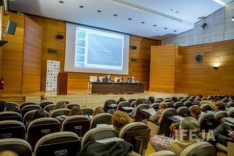 El Palacio de Jaén acoge una formación de la abogacía
