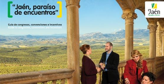 La Diputación de Jaén impulsa la oferta de la provincia como sede de congresos