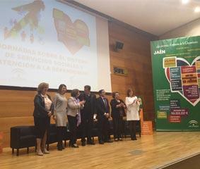 El Palacio de Congresos de Jaén acoge unas jornadas sobre servicios sociales