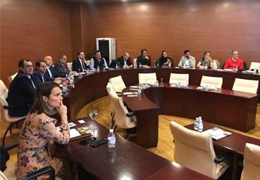 Jaén continúa trabajando en potenciar el Sector