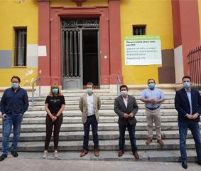 Jaén ultima un nuevo espacio turístico y de reuniones
