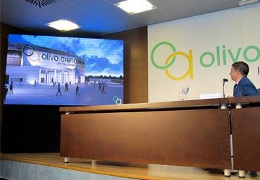 Congresos en el Palacio de Deportes de Jaén