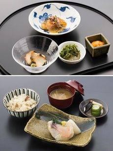 Los nuevos platos ofrecidos en Japan Airlines.