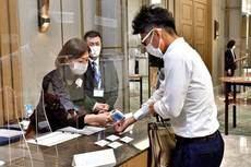 Japón, a favor del pasaporte vacunacional