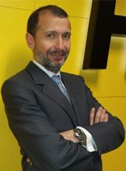 El director general de Hertz España, Javier Díaz-Laviada.