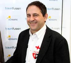El director de eDreams en el mercado español, Javier Bellido.