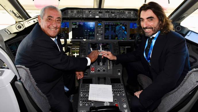 Javier Hidalgo se rodea de un equipo de confianza y con marcado perfil tecnológico