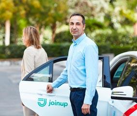 Joinup ofrece un precio cerrado en los viajes en taxi en Madrid