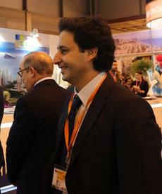 El director general y socio mayoritario de Aquatravel, Jorge Lamirán.