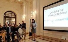 Primera sesión de ConnecTED Talk en Málaga