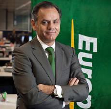 El director general de Europcar en España, José María González.