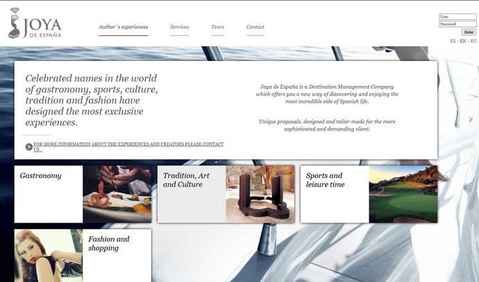 Joya de España entra en la red de agencias Virtuoso