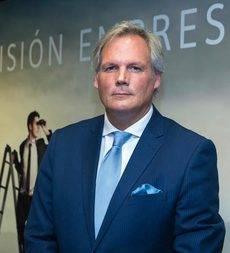 El director de la División de Empresas de Viajes El Corte Inglés, Juan José Legarreta.