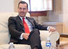El nuevo director general de Globalia, Juan Arrizabalaga.