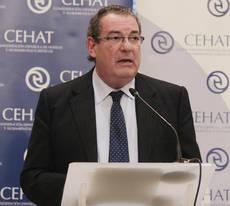 El presidente de CEHAT, Juan Molas.