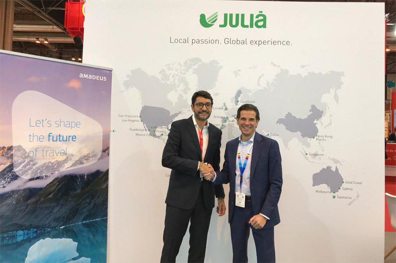 Grupo Julià lanzará una plataforma B2B multicanal