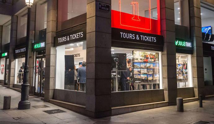 La división de Turismo de Grupo Julià sufre un parón tras años de fuertes subidas