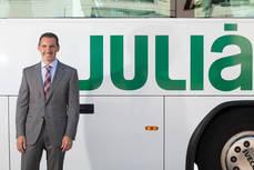 El consejero delegado del Grupo Julià, José Francisco Adell.