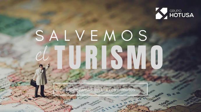 El Grupo Hotusa retoma su ciclo de debates 'Salvemos el Turismo'