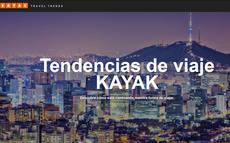 Kayak lanza un nuevo recurso para planificar los viajes