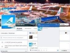 KLM cree en esta forma de comunicación directa con los clientes.