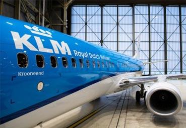 KLM lanza un mapa interactivo sobre requisitos de viaje