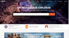 La plataforma Klook desembarca en el mercado español