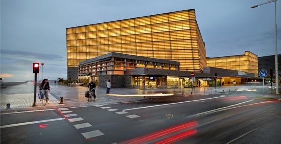 La actividad del Kursaal deja un impacto de 44 millones de euros en 2015
