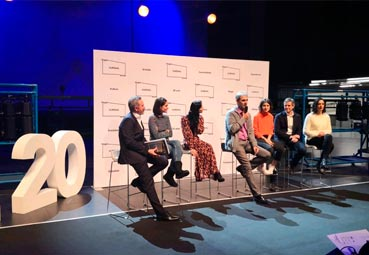 El Kursaal celebra su 20 aniversario con un concierto