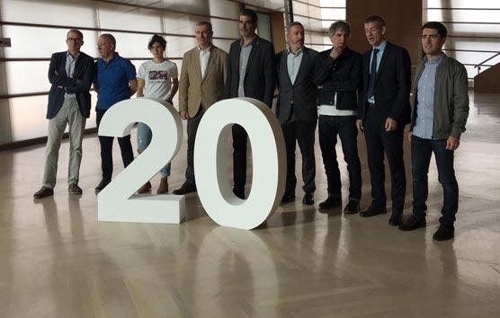 El Kursaal genera más de 1.350 millones de euros en sus 20 años de actividad