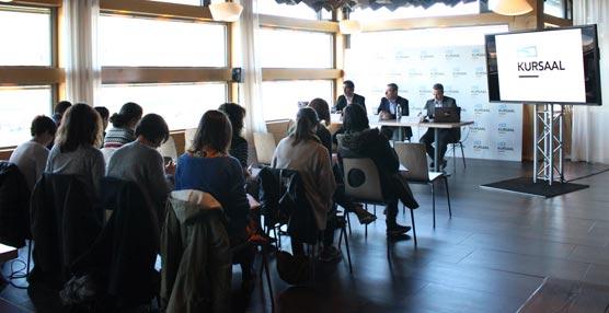 El Kursaal de San Sebastián genera un impacto económico de 48 millones
