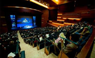 El Kursaal, con el 4K con proyectores Christie Solaria