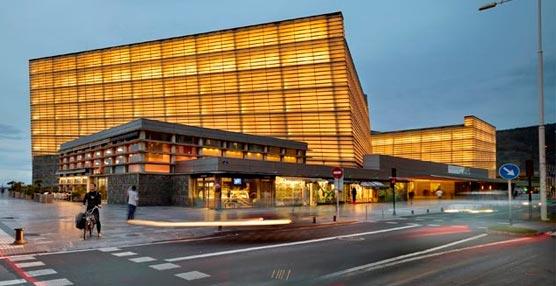 El Palacio Kursaal mejora su gestión económica, pero con menor actividad