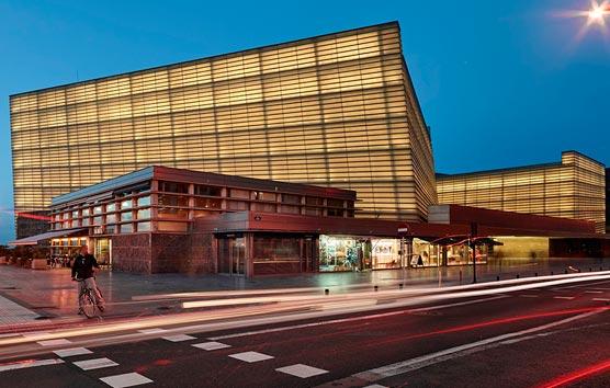 El Kursaal de San Sebastián consigue el mejor ejercicio de sus 20 años de historia