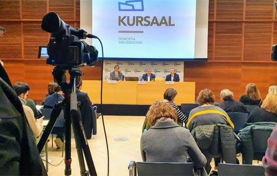 El Kursaal aumenta su actividad y genera un impacto de 52 millones de euros