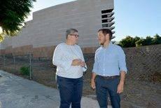 La alcaldesa de Los Llanos de Aridane y el presidente del Cabildo de La Palma.