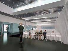 Uno de los nuevos espacios para eventos de la plaza de toros.