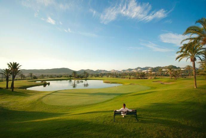 La Manga Club, elegido mejor hotel de golf por Today's Golfer