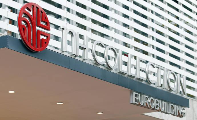 NH Hoteles acoge en Madrid la moda de María Lafuente