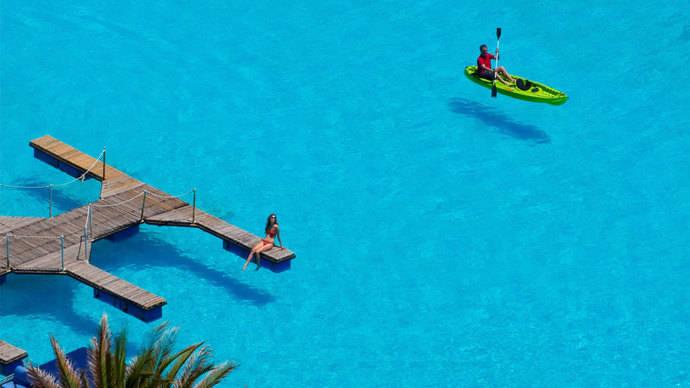 Hard Rock Hotel y Crystal Lagoon, en un proyecto de 216 millones de dólares