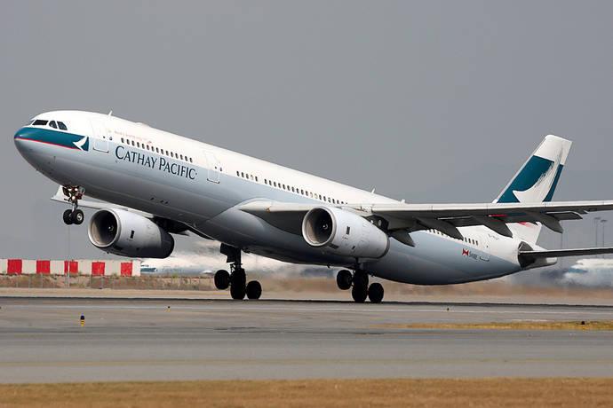 Cathay Pacific cuenta con The Langham para sus menús